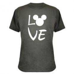 Камуфляжна футболка Love Mickey Mouse (male)