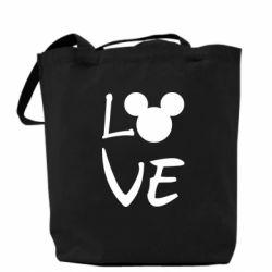 Сумка Love Mickey Mouse (male)