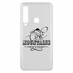 Чохол для Samsung A9 2018 Love mountains