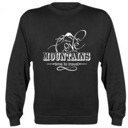 Реглан (світшот) Love mountains