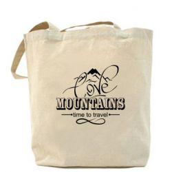 Сумка Love mountains