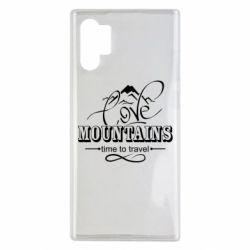 Чохол для Samsung Note 10 Plus Love mountains