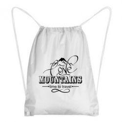 Рюкзак-мішок Love mountains