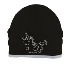 Шапка Little unicorn with wings