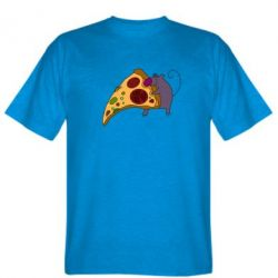 Мужская футболка Love Pizza 2 - FatLine