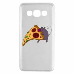 Чехол для Samsung A3 2015 Love Pizza 2