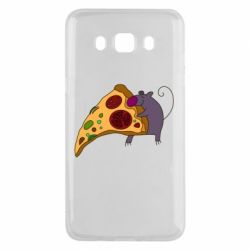 Чехол для Samsung J5 2016 Love Pizza 2