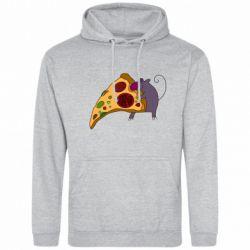 Мужская толстовка Love Pizza 2 - FatLine