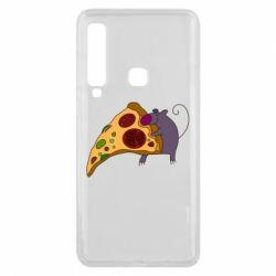 Чехол для Samsung A9 2018 Love Pizza 2