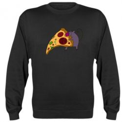 Реглан (свитшот) Love Pizza 2