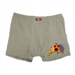 Мужские трусы Love Pizza 2 - FatLine