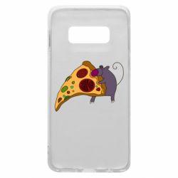 Чехол для Samsung S10e Love Pizza 2