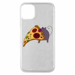 Чехол для iPhone 11 Pro Love Pizza 2