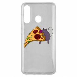 Чехол для Samsung M40 Love Pizza 2