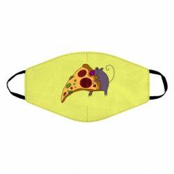 Маска для лица Love Pizza 2
