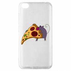Чехол для Xiaomi Redmi Go Love Pizza 2