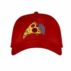 Детская кепка Love Pizza 2 - FatLine