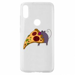 Чехол для Xiaomi Mi Play Love Pizza 2