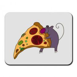 Коврик для мыши Love Pizza 2