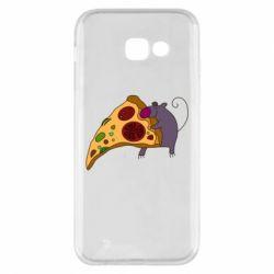Чехол для Samsung A5 2017 Love Pizza 2