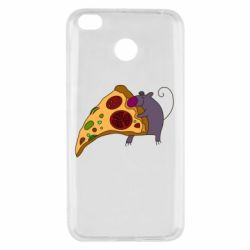 Чехол для Xiaomi Redmi 4x Love Pizza 2