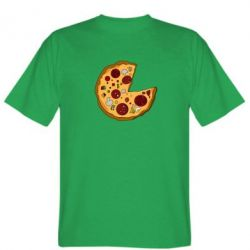 Мужская футболка Love Pizza - FatLine