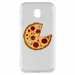 Чохол для Samsung J3 2017 Love Pizza