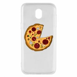 Чохол для Samsung J5 2017 Love Pizza