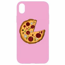 Чохол для iPhone XR Love Pizza