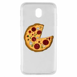Чохол для Samsung J7 2017 Love Pizza