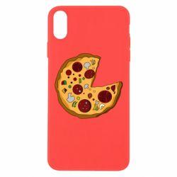 Чохол для iPhone Xs Max Love Pizza