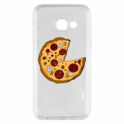 Чохол для Samsung A3 2017 Love Pizza