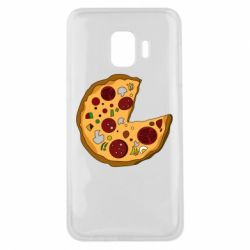 Чохол для Samsung J2 Core Love Pizza