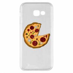 Чохол для Samsung A5 2017 Love Pizza