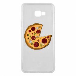 Чохол для Samsung J4 Plus 2018 Love Pizza