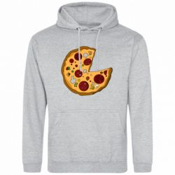 Мужская толстовка Love Pizza