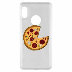 Чохол для Xiaomi Redmi Note 5 Love Pizza