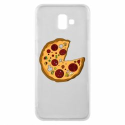 Чохол для Samsung J6 Plus 2018 Love Pizza