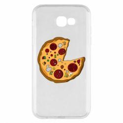 Чохол для Samsung A7 2017 Love Pizza