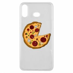 Чохол для Samsung A6s Love Pizza