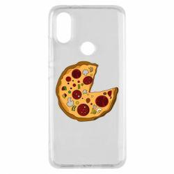 Чохол для Xiaomi Mi A2 Love Pizza