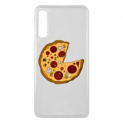 Чохол для Samsung A7 2018 Love Pizza