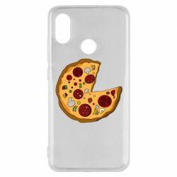 Чохол для Xiaomi Mi8 Love Pizza