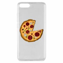 Чохол для Xiaomi Mi Note 3 Love Pizza