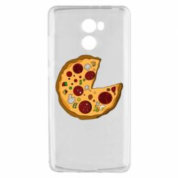 Чохол для Xiaomi Redmi 4 Love Pizza