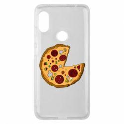 Чохол для Xiaomi Redmi Note Pro 6 Love Pizza
