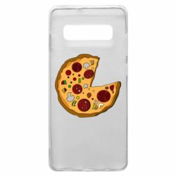 Чохол для Samsung S10+ Love Pizza