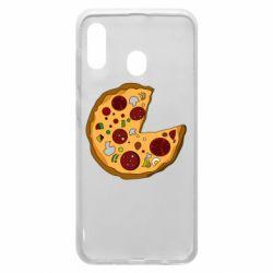 Чохол для Samsung A20 Love Pizza