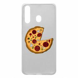 Чохол для Samsung A60 Love Pizza