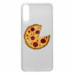 Чохол для Samsung A70 Love Pizza